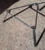 Camping stove stand - click to enlarge